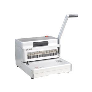 Heavy Duty Manual Coil Binding Machine
