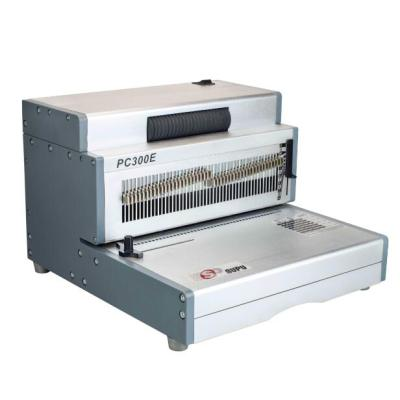 Heavy Duty Electric  Coil Binding Machine PC300E
