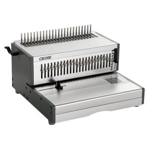 Heavy duty A4 size  Electric comb binding machine CB330E