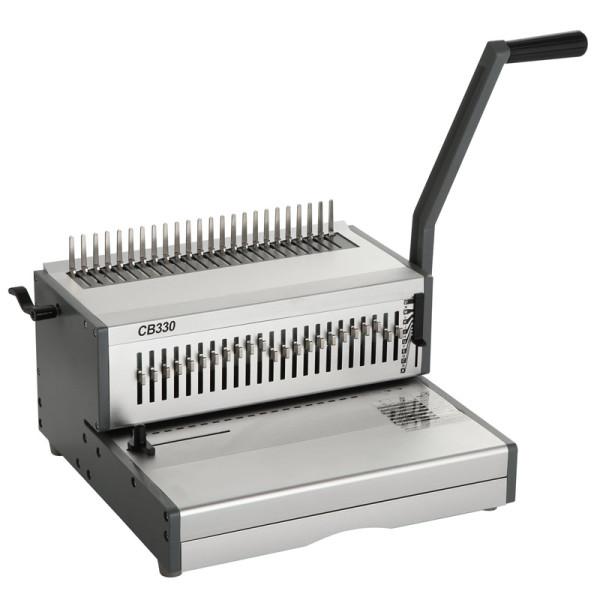 Сверхмощная ручная машина для обработки гребня формата A4 CB330