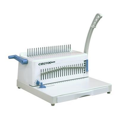 Desktop perfect binding machine CB2100 PLUS
