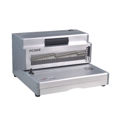 Electric Spiral Coil Binding Machine Legal Size (PC360E)