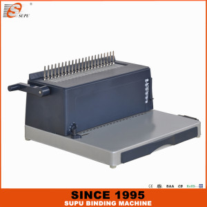 SUPU Best Value Electric Comb Binding Machine Model CB2000A PLUS