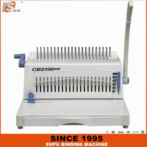 SUPU Desktop Perfect Binding Machine Model CB2100 PLUS