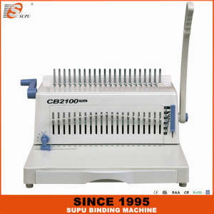 SUPU Desktop Perfect Binding Machine Model CB2100 PLUS