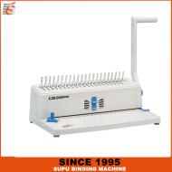 سوبو مكتب الاستخدام آلة تجليد مشط للمكتب والمصنع نموذج CB200 زائد