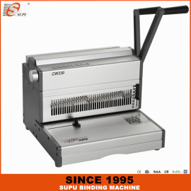 SUPU Separate Wire Punching And Wire Closing Machine Model CW330