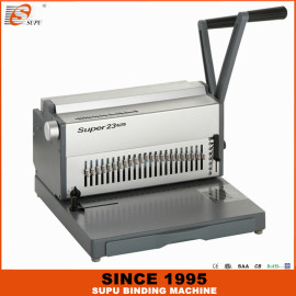 SUPU Manual Wire Binding Machine Model SUPER23 PLUS