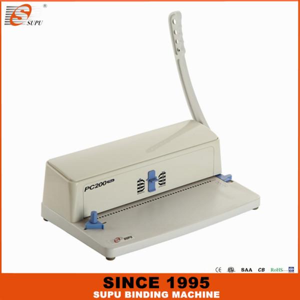 Спиральная перфоратор SUPU PC200 PLUS