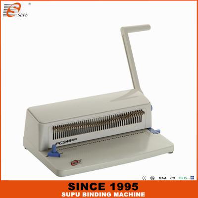 SUPU Coil Binding Machine PC246 plus