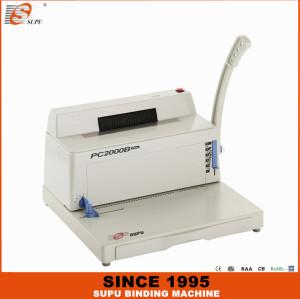 SUPU Coil Binding Machine PC2000B plus
