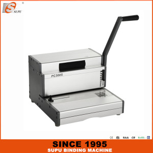 SUPU Coil Binding Machine PC300S