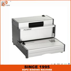 SUPU Electric Office Single Spiral Coil Binding Machine PC300SE