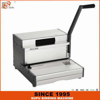 SUPU Coil Binding Machine PC330S