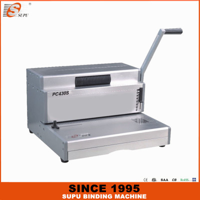Heavy Duty Coil binding Machine PC430S