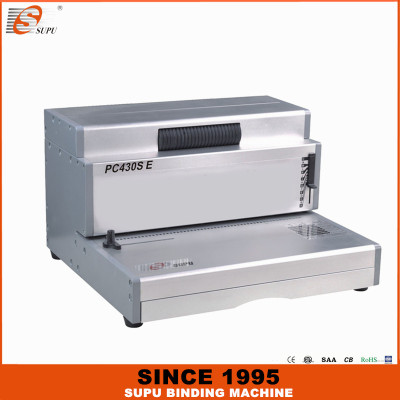 SUPU Heavy Duty Electrical Coil binding Machine PC430SE