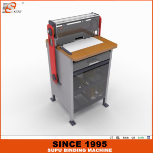 SUPU New Professional Paper Punching Machine with Interchangeable Die (SUPER450)
