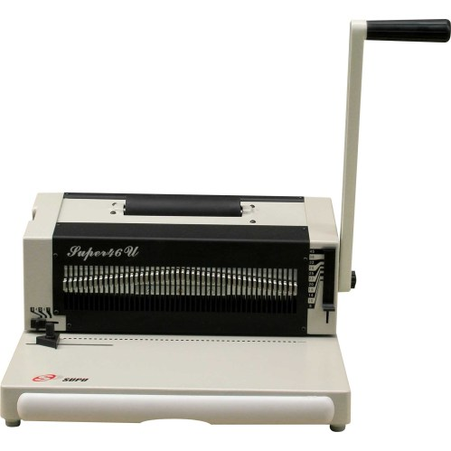 spiral coil binding machine