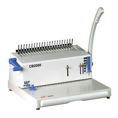máquina de encuadernación de peine CB2000 PLUS
