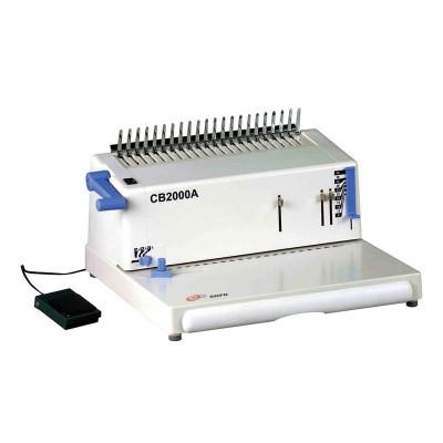 máquina de encuadernación de peine CB2000A PLUS