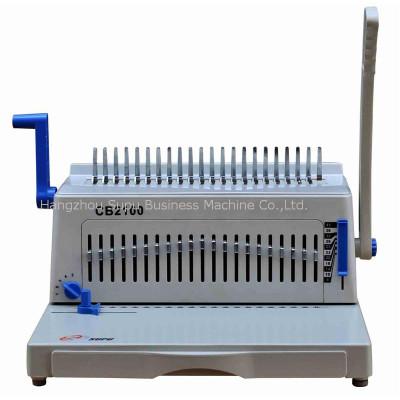 máquina de encuadernación de peine CB2100 PLUS