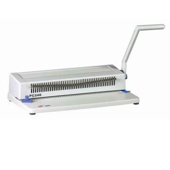 Máquina de encuadernación de unicoil PC246