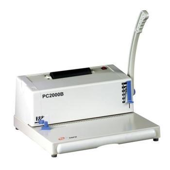 Máquina de encuadernación de unicoil PC2000B