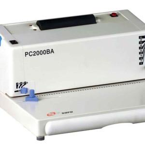 Máquina de encuadernación de unicoil PC2000BA