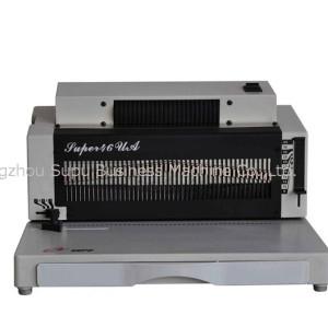 Máquina de encuadernación de unicoil SUPER46UA