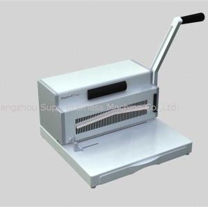 Máquina de encuadernación de unicoil SUPER47