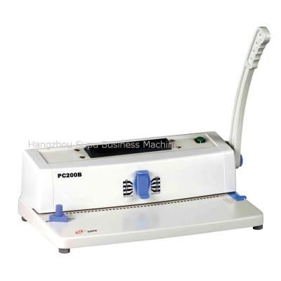 ألة تجليد اللفائف المفردة PC200B