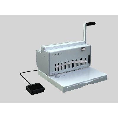 Electric  A4 wire binding machine