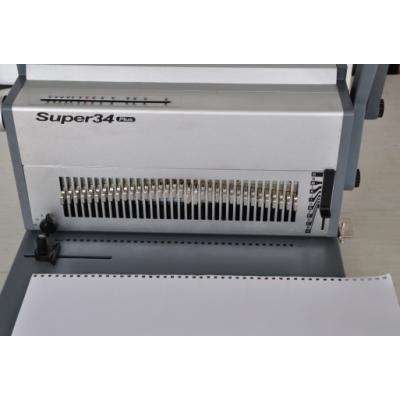 A 3 wire binding machine
