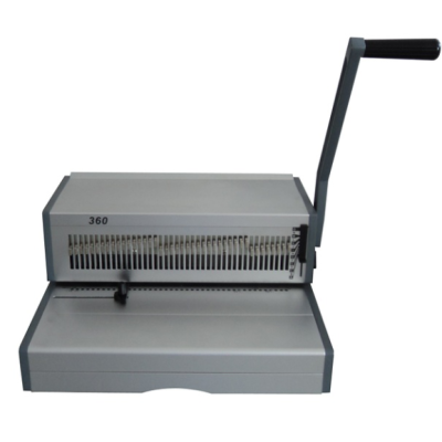 Manual Spiral Coil Binding Machine for 14inch paper(360)