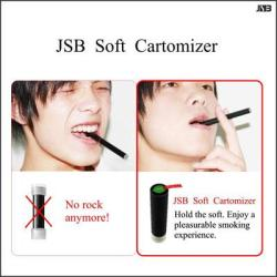 Soft Cartridge Electronic Cigarette