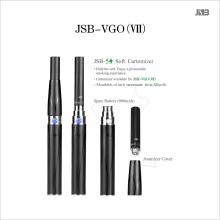 e-cigarette vgo soft filter cartomzier smoking