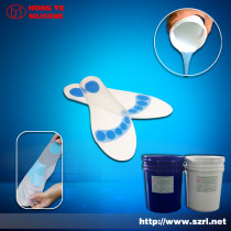 liquid silicone for insole making