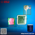 2 parts Silicone Rubber for PU Resin Crafts Molds Making