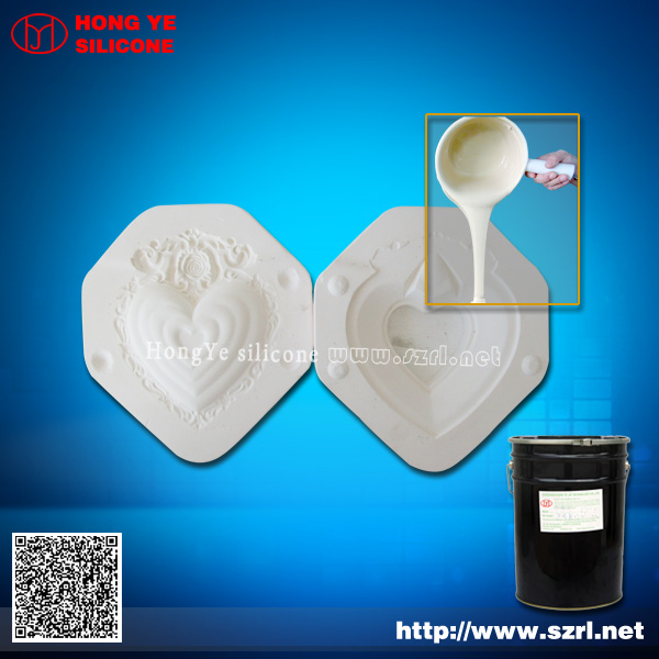 liquid silicone for plastic manual mold