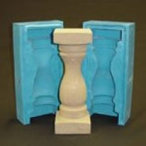 liquid latex rubber for making baluster mold