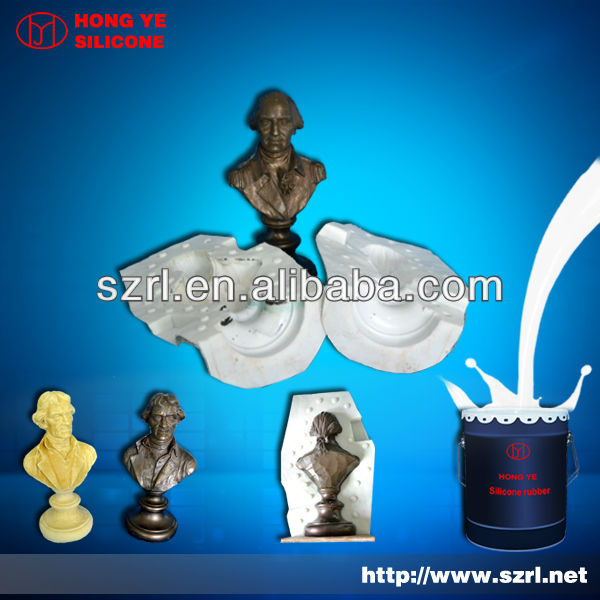 RTV-2 silicone rubber for Artificial stone mold