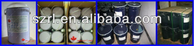 High tear resistance silicone rubber for adult products