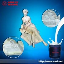 RTV liquid molding silicone rubber for gypsums statues