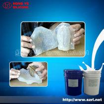 Plitinum cure silicone for Rapid prototype