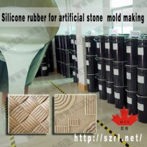 cement mold silicon rubber