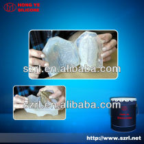 liner shrinkage platinum cure silicone rubber for rapid prototyping