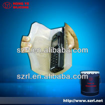 Platinum Silicone rubber For Making Fast, Clear Cut Molds