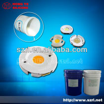 high transparent silicone potting compound