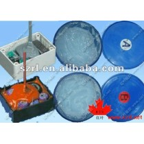 electronic potting liquid silicone sealant