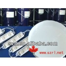 silicone rubber for electronic components sealing